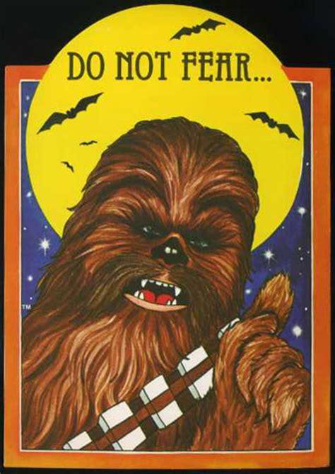 vintage star wars halloween card pictures
