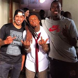 "Lil Wayne & Young Money Shoot Music Video for ""We Alright ..."