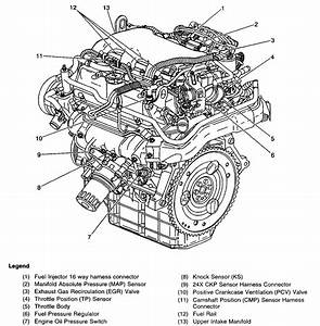 Do You Know If There Is Any Diagrams On Eletrical Connections To Sensors For A 2000 Malibu  3 1 V6