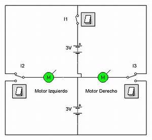 esquema electrico y funcionamiento del robot With esquema electrico