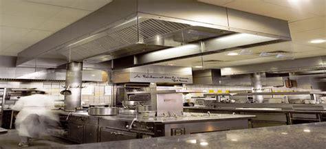 ventilation cuisine professionnelle règles de conception d 39 une cuisine professionnelle