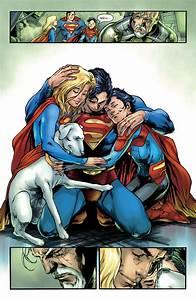 DC Comics Universe & Superman #12 Spoilers & Review ...  Superman
