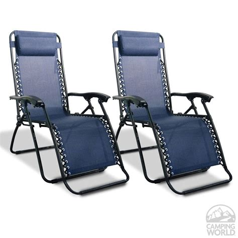 That's why the back store proudly sells leather zero gravity recliners. Zero Gravity Recliner, Blue - 2 Pack | Outdoor chairs ...