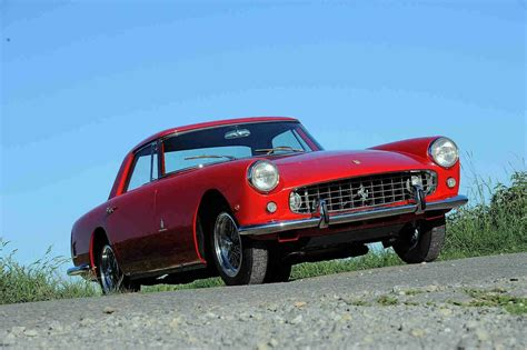 How's this for an eclectic lineup, fronted by one of the most brilliant and enduring pininfarina designs ever, a ferrari 400. Ferrari 250 GT Pininfarina Coupe - True Classic Cars