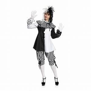 Kostüm Pantomime Damen : pierrot harlekin kost m damen schwarz wei kost mplanet ~ Frokenaadalensverden.com Haus und Dekorationen