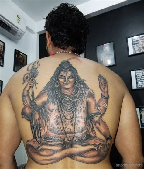 fabulous shiva tattoos