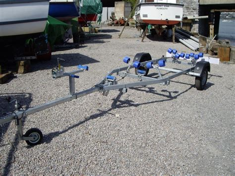 Boat Trailer Parts Plymouth by 500 Kg Roller Trailer Plymouth Boat Sales