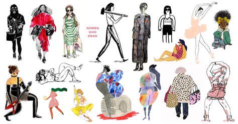 featured women  draw