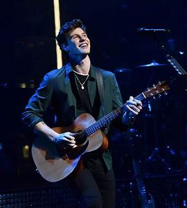 Shawn Mendes Addresses Struggle With Anxiety With In My