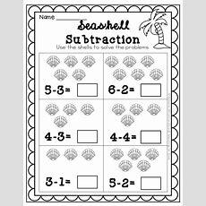 Summer Math & Literacy Printables {kindergarten}  Kindergarten  Kindergarten Learning, Summer