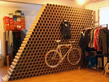 amazing    cardboard tubes oddee