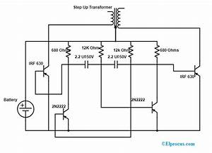 Dc To Ac Inverter   Circuit Working  Limitations And Applications