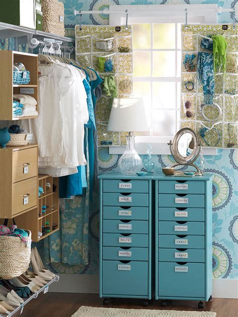 7 Ideas For Creative Master Closet Storage  The Inspired Room