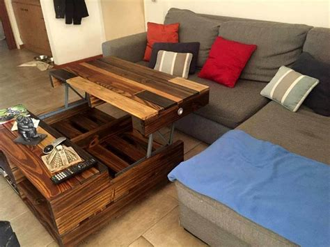 making lift top coffee tables loccie  homes