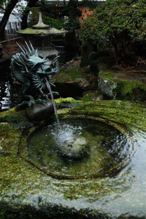 joyful  beautiful backyard  garden fountains