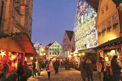 weihnachtsmarkt reutlingen erlebnisreiche adventszeit