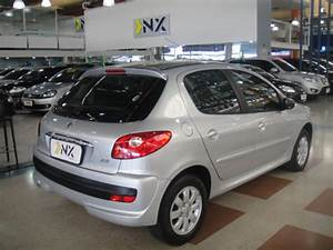 Peugeot 207 1 4 Xr Sport 8v Flex 4p Manual 2009  2010