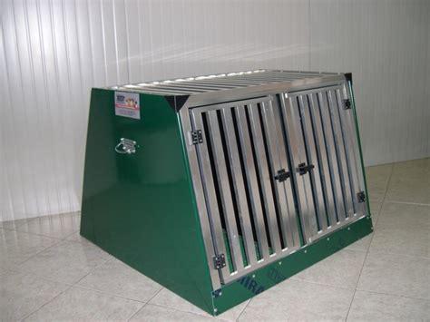Gabbie Cani Per Auto Trasportini O Gabbie Per Cani Da Auto A Box Doppio Grande