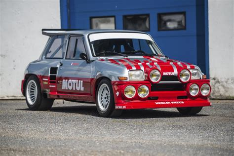renault rally 2016 1986 renault 5 maxi turbo