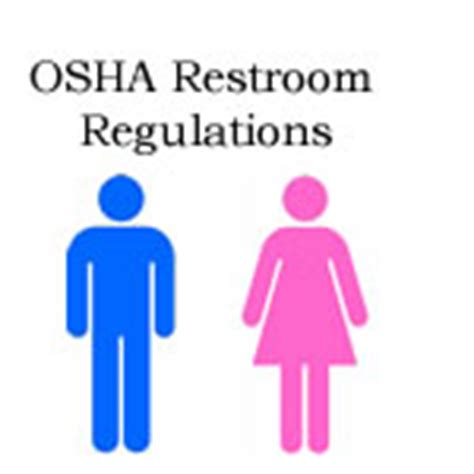 osha bathroom osha restroom requirements workplace safety experts