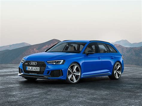 Audizine News Return Of The Rs Icon The New Audi Rs 4 Avant