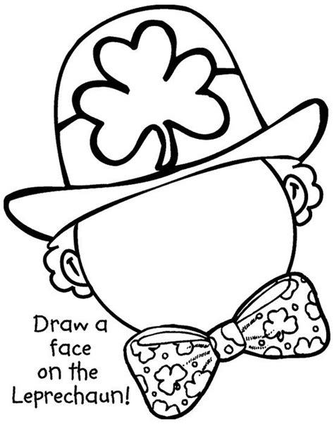 cute st patricks day coloring page st patricks day