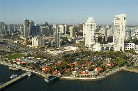 Interest High New Iconic Seaport Village The San