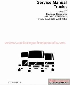 Volvo Vhd Wiring Diagram