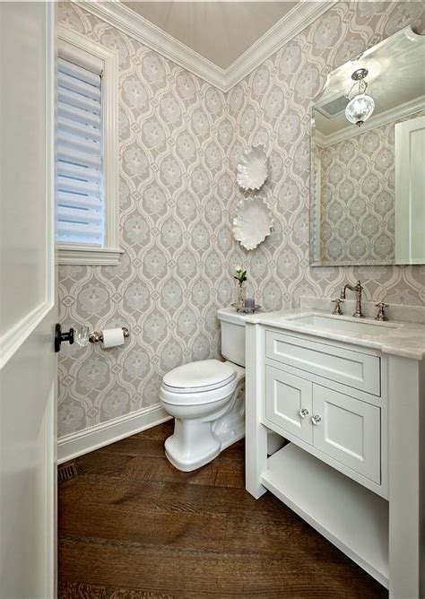 top   powder room wallpaper ideas  pinterest