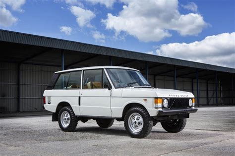 classic land rover range rover classic