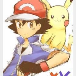Ash Cool Pokemon Fan Art