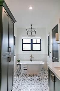 Smi, Modern, Farmhouse, Master, Bedroom, And, Bathroom