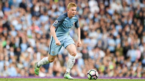 Manchester City star Kevin De Bruyne was surprised to ...