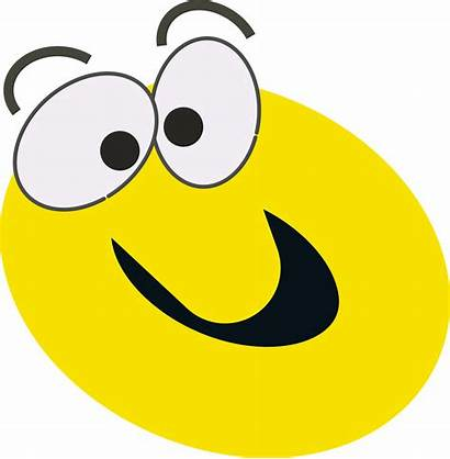 Cartoon Face Clipart Illustration Faces Clip Smiling