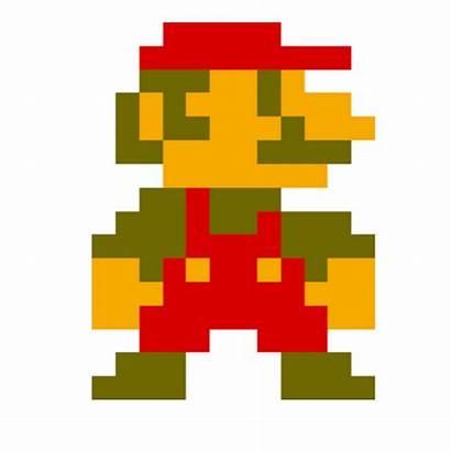 Clipart Evolution Nintendo Famous Most Mario Bros