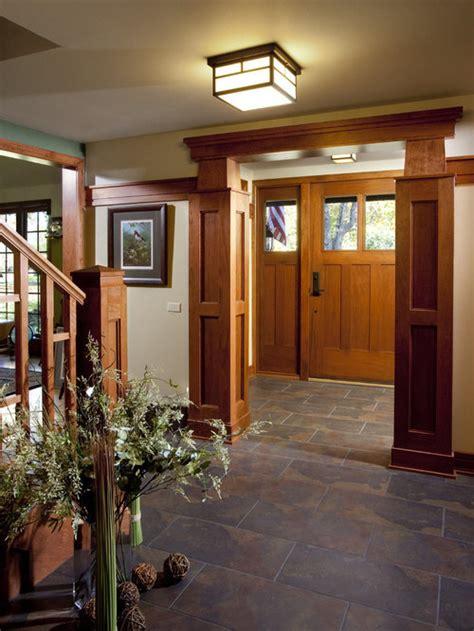 craftsman foyer design ideas remodel pictures houzz