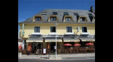 Hotel Mahon by Hotel La Chipaudiere Fort Mahon Plage