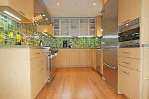 3ccchicago Green Remodel Gourmet Galley Kitchen Remodel Galley Kitchen Design In Modern Living