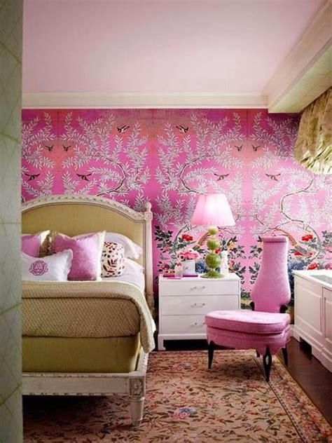 eye  design decorating grown  pink bedrooms