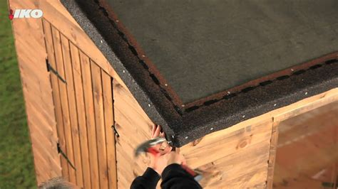 how to shingle a shed roof how to fix roofing shingles to your shed