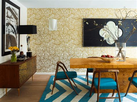 Decorating Ideas Wallpaper by 28 Stunning Wallpaper Ideas Your Home Needs Freshome