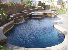 Backyard Design With Small Pool Ideas Degreet Makeovers