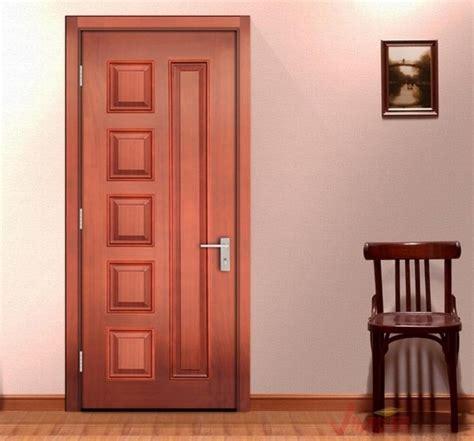 Modern Bedroom Wooden Door Designs  Home Design