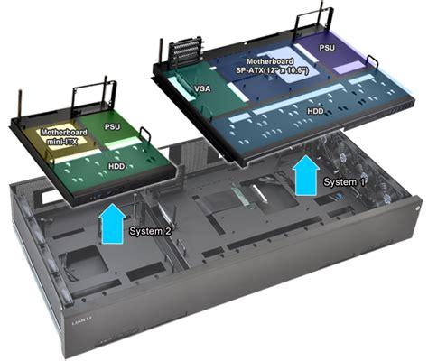lian li dk 03 aluminum computer desk lian li vereint tisch und pc geh 228 use