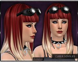 Sims 4 Cyber Goggles