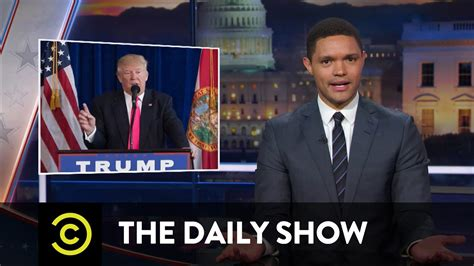 Donald Trump's Shady Ties to Russia: The Daily Show - YouTube