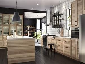 Cuisine Style Industriel Ikea : cuisine style industriel ikea cuisine ikea style ~ Melissatoandfro.com Idées de Décoration