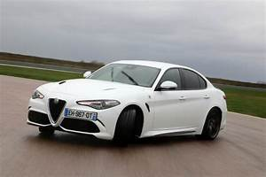 Alfa Romeo Giulia Prix Ttc : les essais de soheil ayari alfa romeo giulia quadrifoglio dr jekyll et mr hyde ~ Gottalentnigeria.com Avis de Voitures