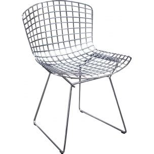galette pour chaise bertoia chaise harry bertoia top harry bertoia chaise duenfant
