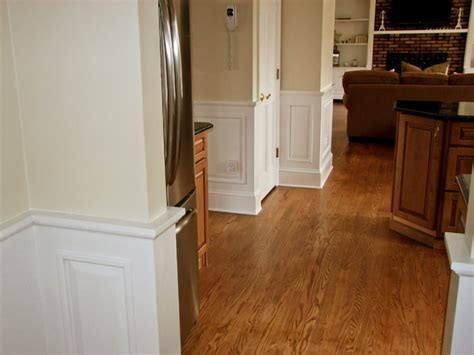 Colonial Wainscoting by Classic Colonial Raised Panel Wainscoting Traditional
